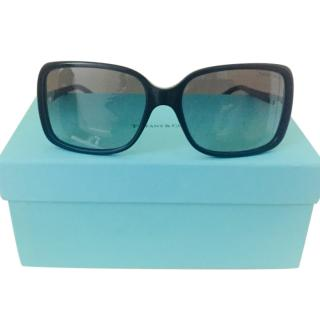 Tiffany & Co Square Frame Sunglasses