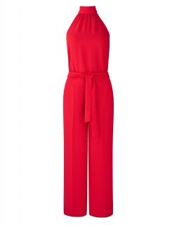 Me + Em Red Mix & Match Jumpsuit