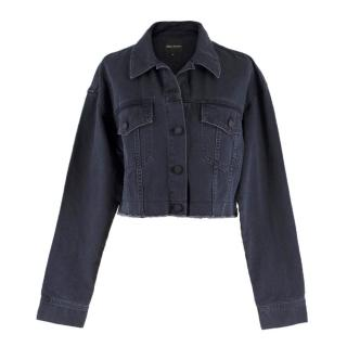 Ei8ht Dreams cropped denim jacket