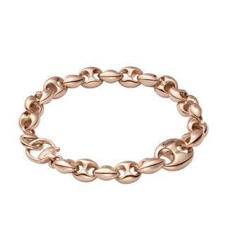 Gucci 18k Rose Gold Marina Chain Bracelet