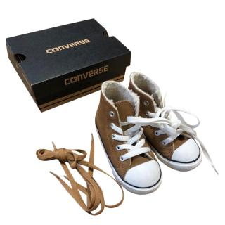 Converse Toddler Kids High Top Trainers