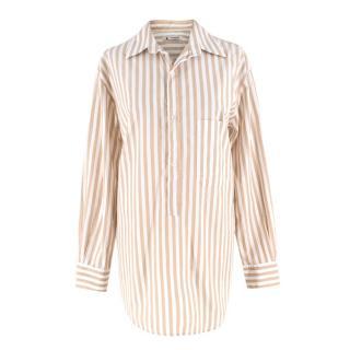 Barena Striped Oversize Shirt