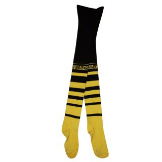 Young Versace signature tights 10-11 years