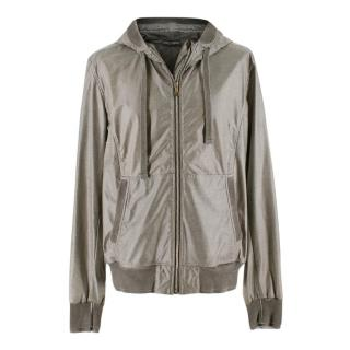 Dolce & Gabbana Coated Cotton Men's Jacket