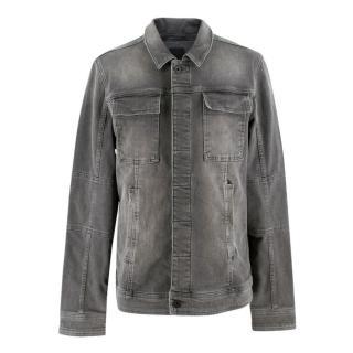 Thom Krom Grey Denim Jacket