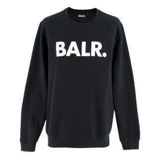 Balr. Black Sweatshirt