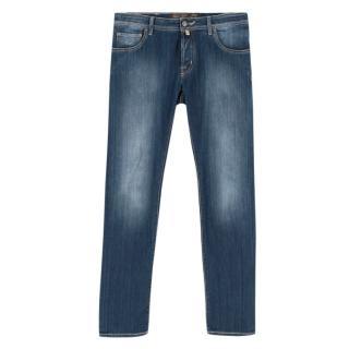 Jacob Cohen Tailored-fit jeans