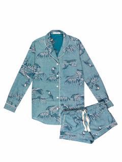 Demond & Dempsey Bocas Pyjama Set