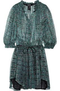 Isabel Marant Silk Chiffon Dress