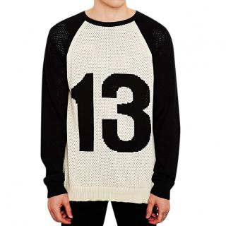 Blood Brother All Star '13 Mesh Sweater