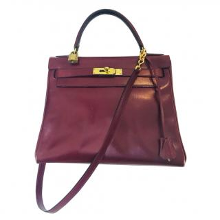 Hermes Vintage 28cm Kelly Bag