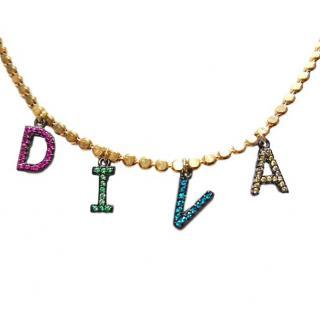 Katerina Psoma diva Necklace