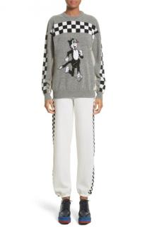 Stella McCartney Korky Wool Top & Trouser Set