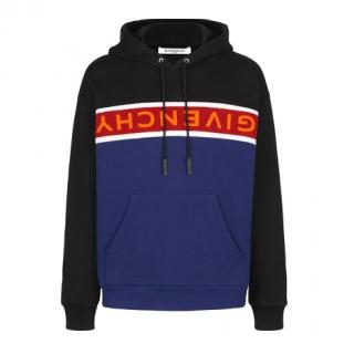 Givenchy Towel Logo Hoodie