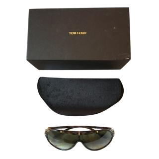 6bae2427a88 Tom Ford aviator Sunglasses