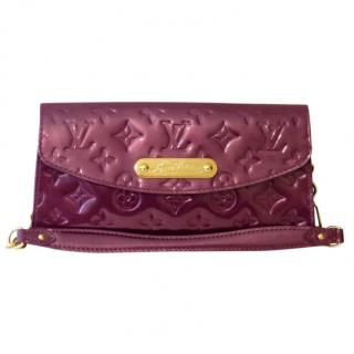 Louis Vuitton Rouge Fauviste Monogram Boulevard Clutch