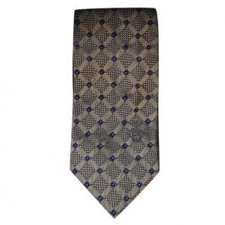 Versace Pure Silk Tie