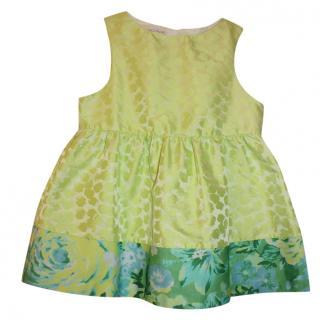 I Pinco Pallino atlas girls tunic dress