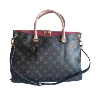 Louis Vuitton Pallas MM Handbag