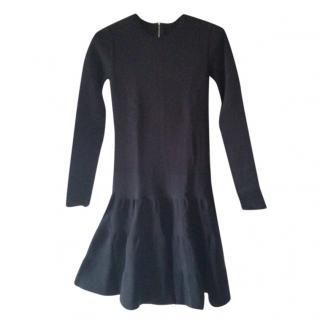 Barbara Bui black skater dress