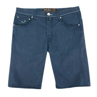 Jacob Cohen Tailored-fit chino shorts