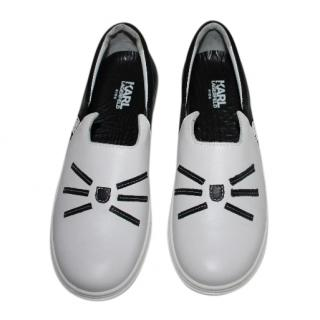 Karl Karl Lagerfeld Kitty Loafers
