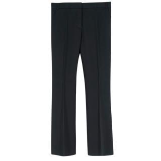 Stella McCartney Black Straight Trousers