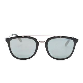 Carerra Black Aviator Sunglasses