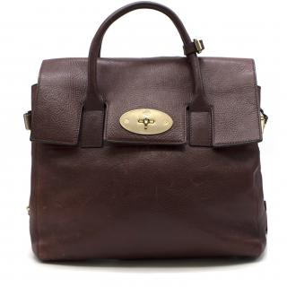 Mulberry Bayswater leather backpack