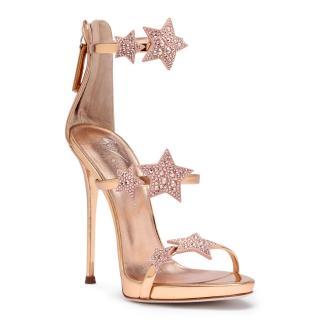 Giuseppe Zanotti Design Harmony Star sandals