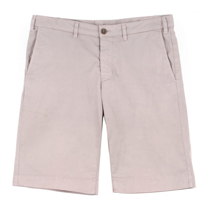 Canali Beige Shorts
