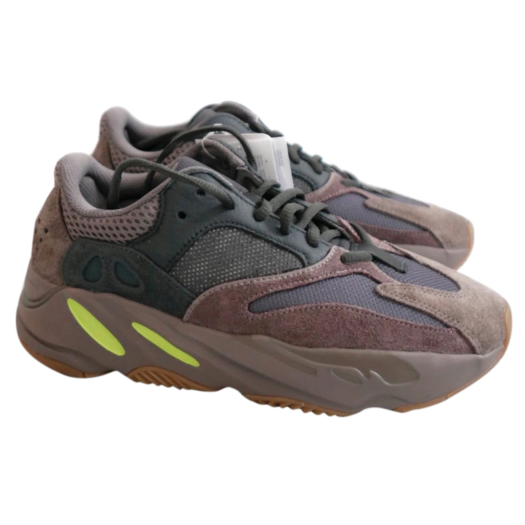new product a3f74 4f4e2 Adidas Yeezy Boost 700 Mauve Waverunner Sneakers Trainers