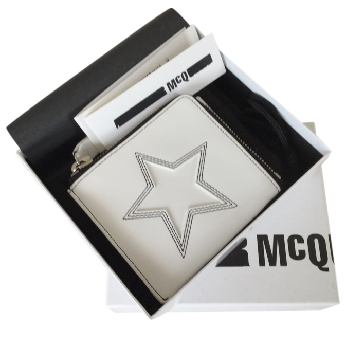 Alexander McQueen star purse