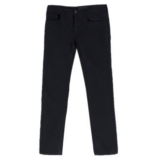 Victoria Beckham Black Skinny Jeans