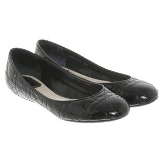 Christian Dior Dolly Ballet Pumps