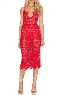 For Love and Lemons Gianna Dress - Size M