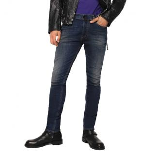 Diesel Slim Blue Jeans