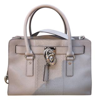 Michael Michael Grey Handbag