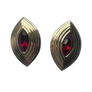 Givenchy Art Deco Style Earrings