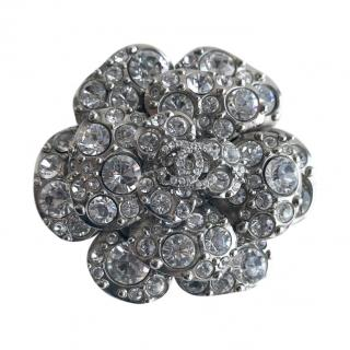 Chanel Camelia Pin Brooch