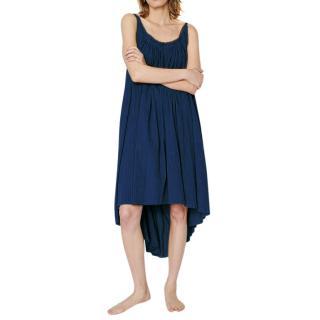 86e70107b13a4 Loup Charmant Gather Shortie cotton-gauze dress