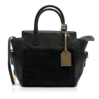 Reed Krakoff calf hair and leather bag