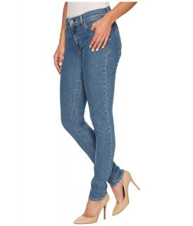 Hudson mid rise nico super skinny jeans