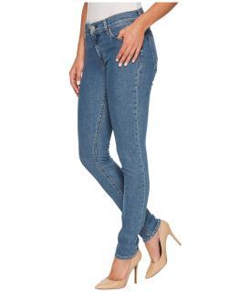 Hudson mid rise nico super skinny jeans