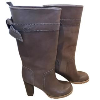 See by Chloe Taupe Boots