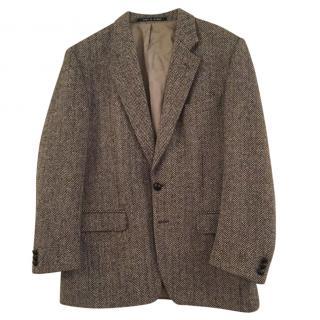 Gerrard herringbone wool jacket
