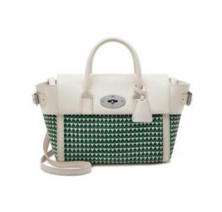 Mulberry Mini Woven Bayswater