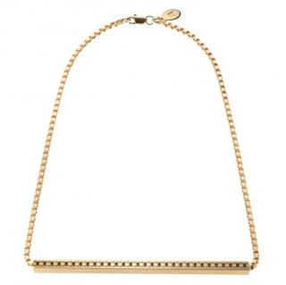 Jasmina Jovy Classic Bar Necklace
