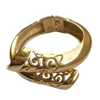 Givenchy Couture Vintage Bracelet - Bangle