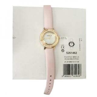 Swarovski Playful Mini Rose Ladies Crystal Watch